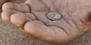beggar's hand