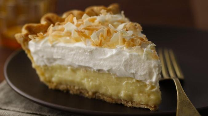 cocnut cream pie