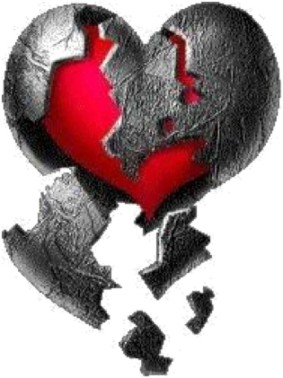 Changed heart